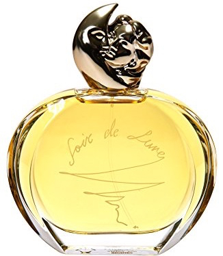 Bottle of perfume from Sisley Paris named Soir de Lune