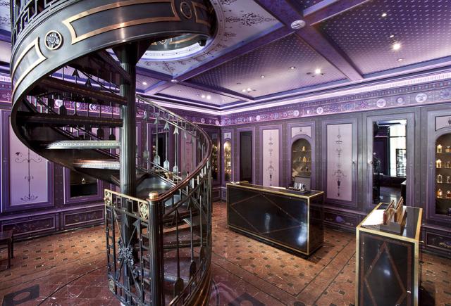 Shiseido Salons du Palais Royal by Serge Lutens, Paris