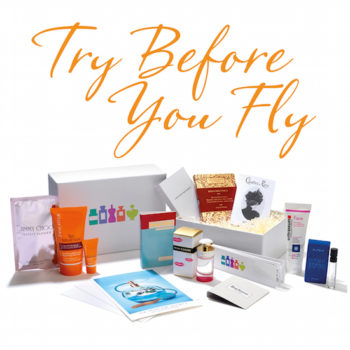 Fly up, up and away with our NEW Travel Edition Discovery Box