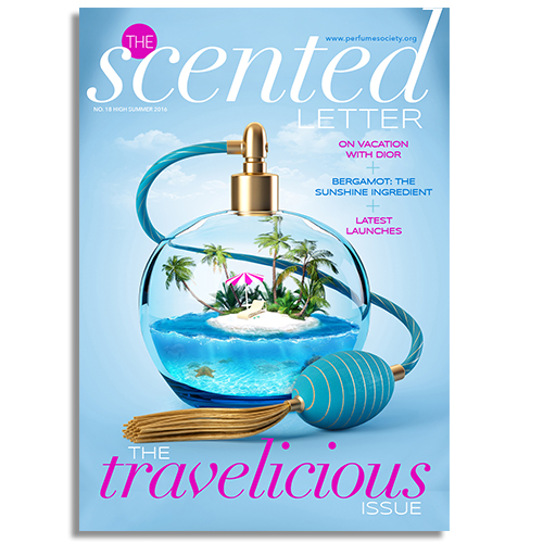 The Scented Letter 'Travelicious' (Print Edition)