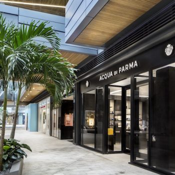 Acqua di Parma Boutique Miami - Exterior