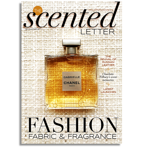 The Scented Letter 'Fashion, Fabric & Fragrance' (Print Edition)