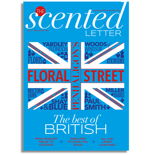 The Scented Letter 'Best of British' (Print Edition)