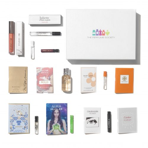 The Fragrance Wardrobe Discovery Box