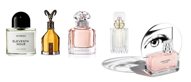 Perfume Society Latest Launches slider Guerlain Cartier