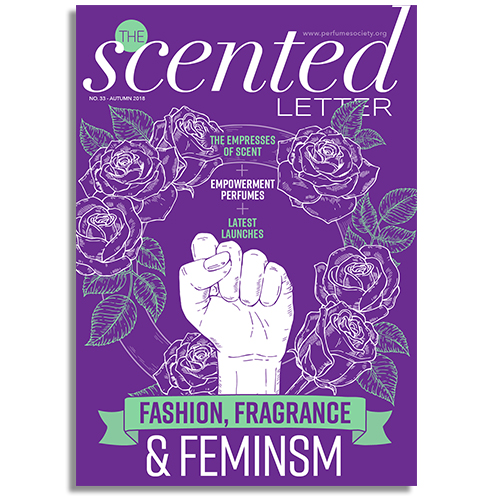 The Scented Letter 'Fashion, Fragrance & Feminism' (Print Edition)