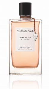 Van Cleef Arpels Rose Rouge The Perfume Society