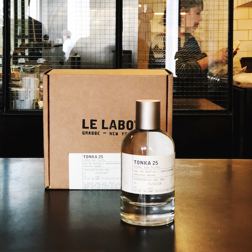 Come to the dark side: Le Labo launch Tonka 25