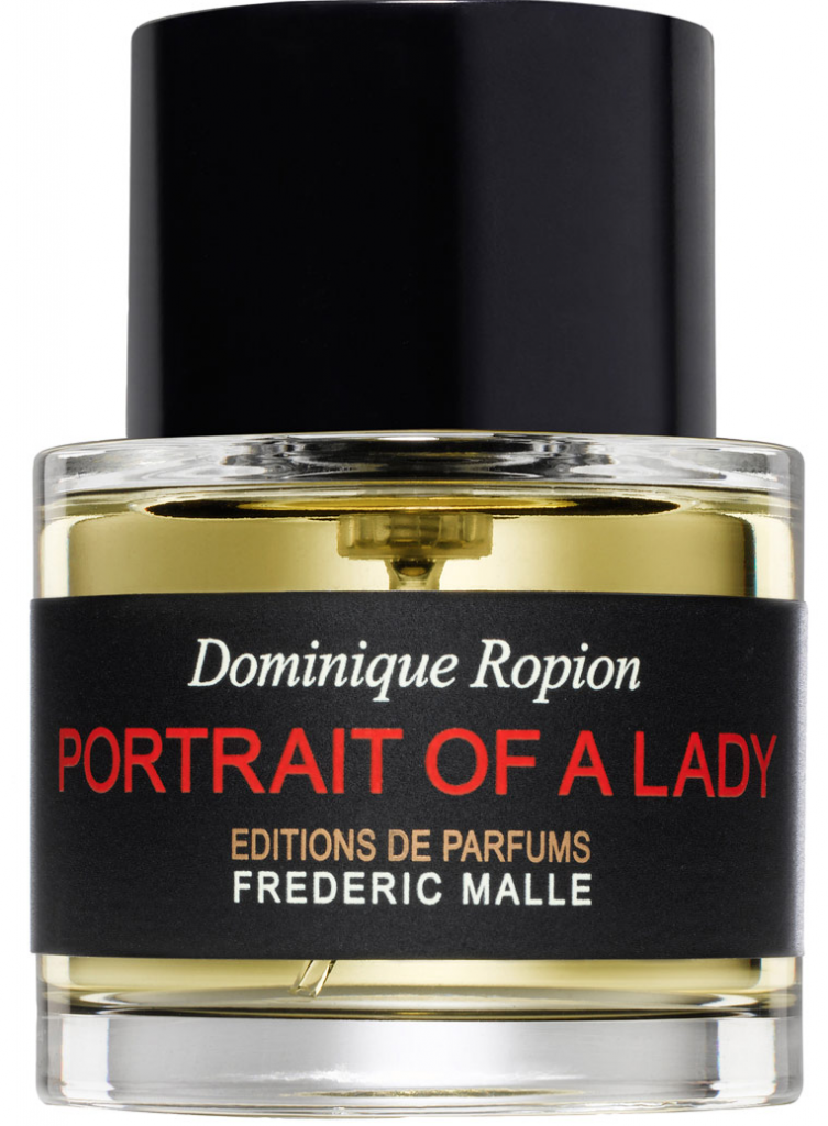 Frederic Malle's Portrait of a Lady perfume