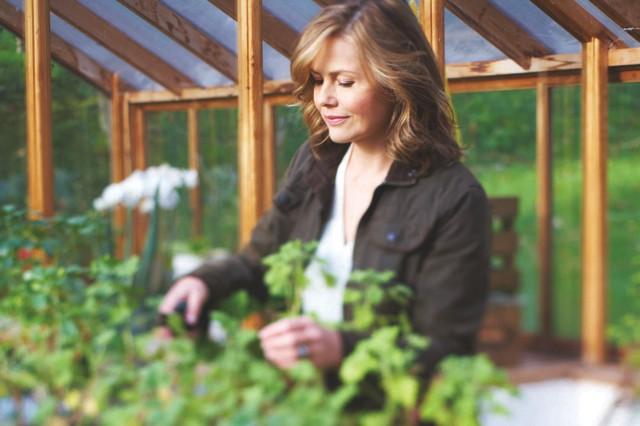 Liz & Plants