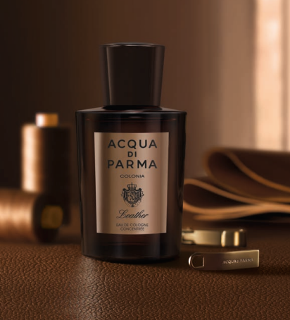 'Acqua di Parma Colonia Leather – taking you on an olfactory journey through the Tuscan hills and beyond'