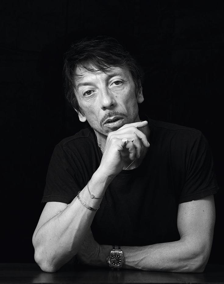 valentino fashion designer Pierpaolo Piccioli