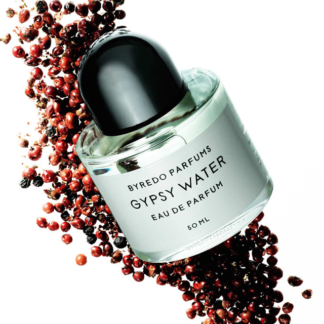 'Spice up your fragrance wardrobe with black pepper – a 'hot' scent ingredient'