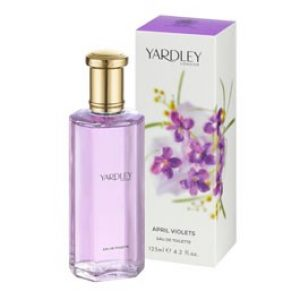 Yardley April Voilets 1.5ml eau de toilette