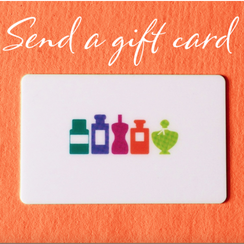 Send a Perfume Society Gift Card