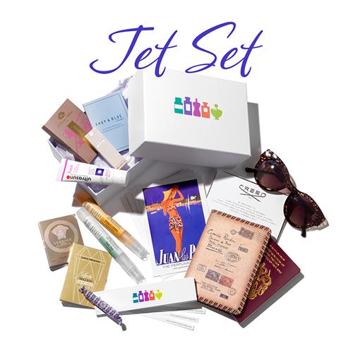 Jet Set Discovery Box