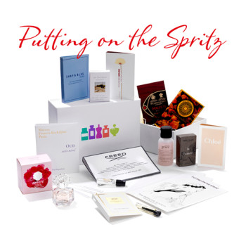 Our Putting on The Spritz Discovery box is flying off the shelves...