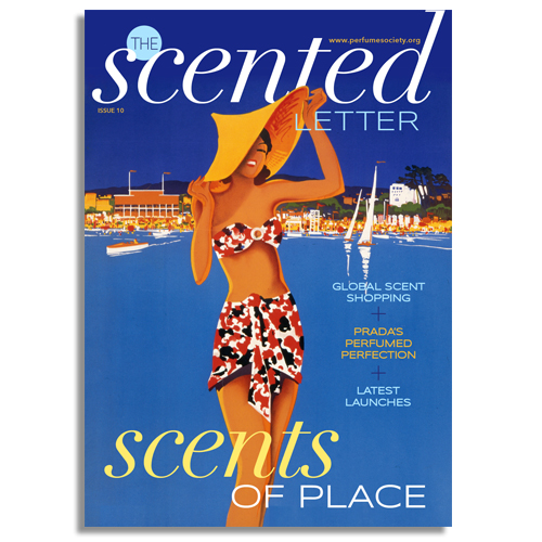 The Scented Letter 'Scents of Place' (Print Edition)