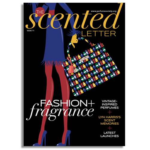 The Scented Letter 'Fashion & Fragrance' (Print Edition)