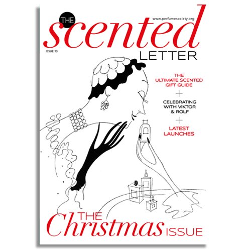 The Scented Letter 'Putting on the Spritz' (Print Edition)