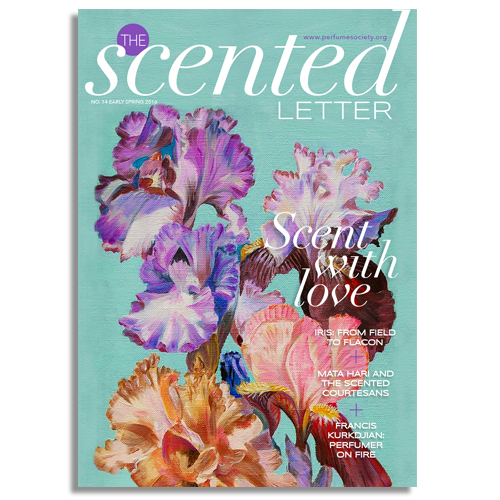 The Scented Letter 'Scent with Love' (Print Edition)