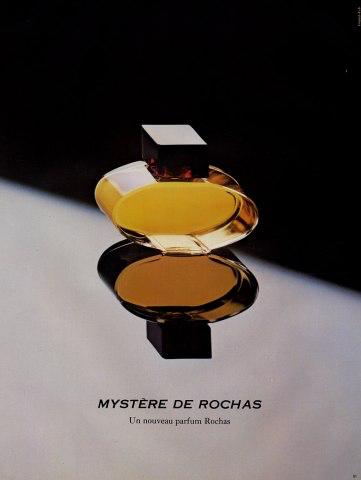 rochas_1980_mystere vintage perfume ad