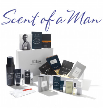 Spolied for choice... our first ever men's discovery Box is finally here!