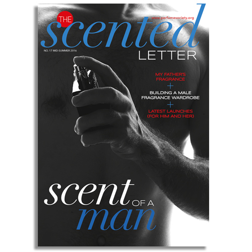 The Scented Letter 'Scent of a Man' (Print Edition)