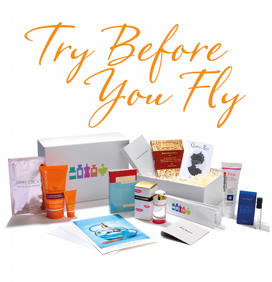 Try Before You Fly Discovery Box
