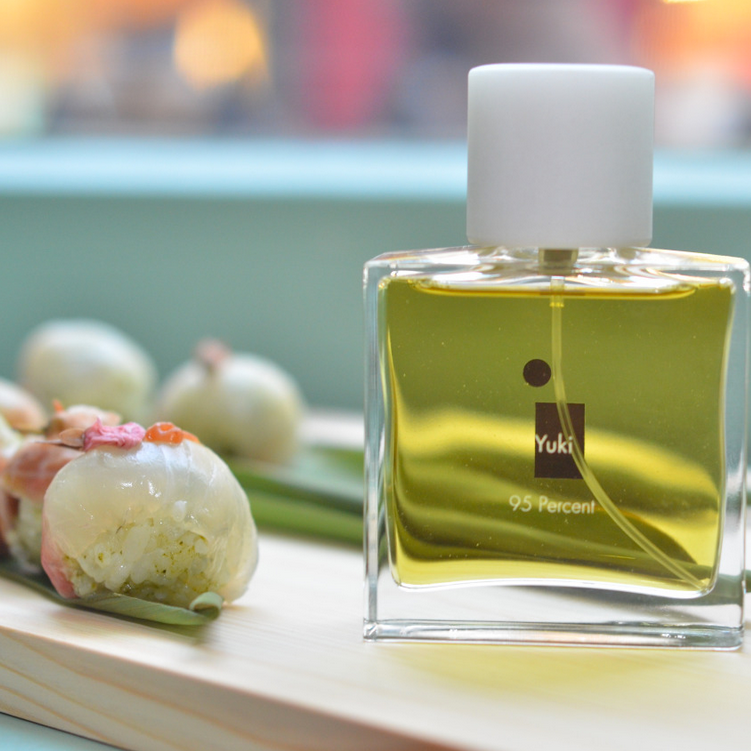 Illuminum 95%…. the delicious link between taste and smell