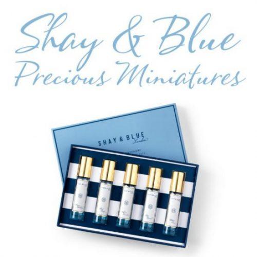 Shay & Blue Precious Miniatures