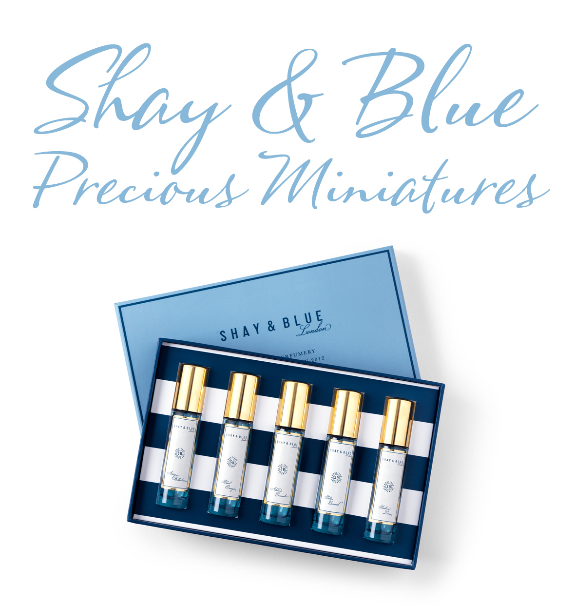 Shay & Blue Precious Miniatures