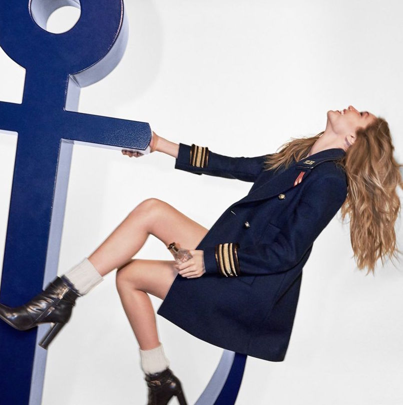 9ebcc5a1a1f171 Tommy Hilfiger finds inspiration in Gigi Hadid – and casts her as 'The Girl'