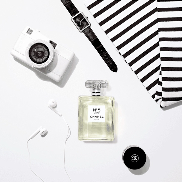 L'Eau and behold: Chanel unveils Olivier Polge's bright, beautiful take on No5