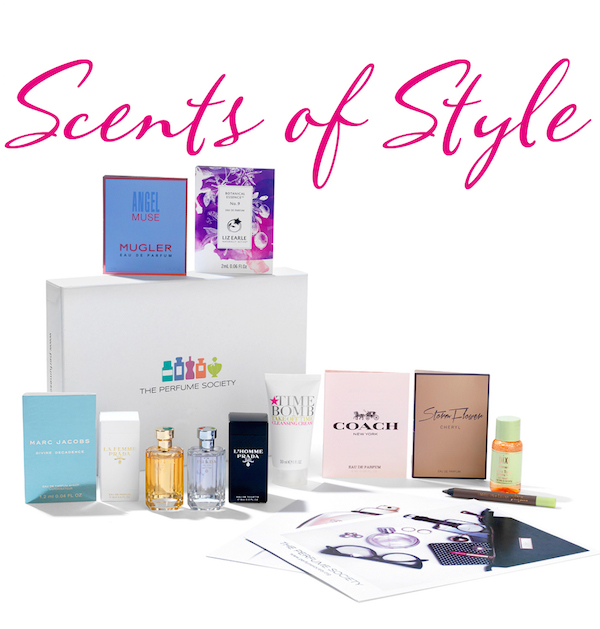 Scents of Style Discovery Box