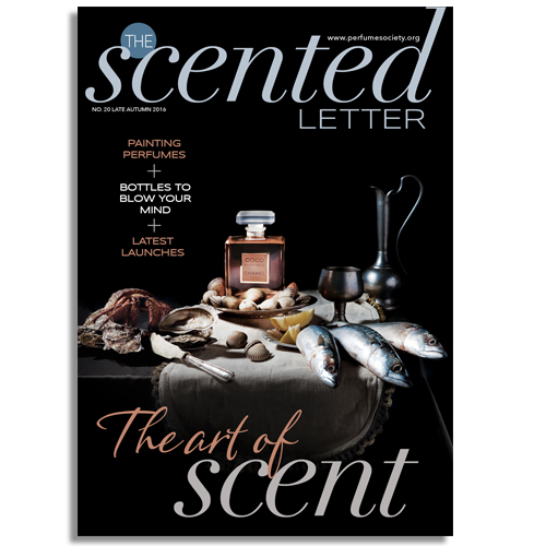 The Scented Letter 'The Art of Scent Autumn 2016' (Print Edition)
