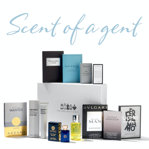 The Scent of a Gent Discovery Box