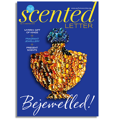 The Scented Letter 'Bejewelled' (Print Edition)
