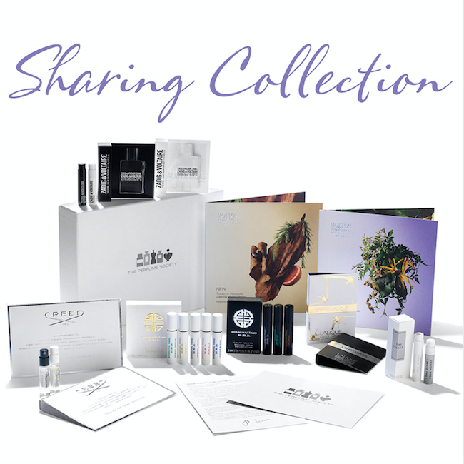 The Sharing Collection Discovery Box