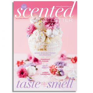 The Scented Letter 'Taste & Smell' (Print Edition)