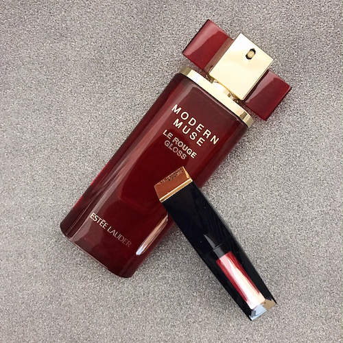 Modern Muses pucker up with Estee Lauder's lip-smackingly good offer….