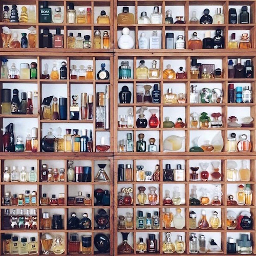 Collectively obsessed with scent: you have to see this mega mini perfume collection!
