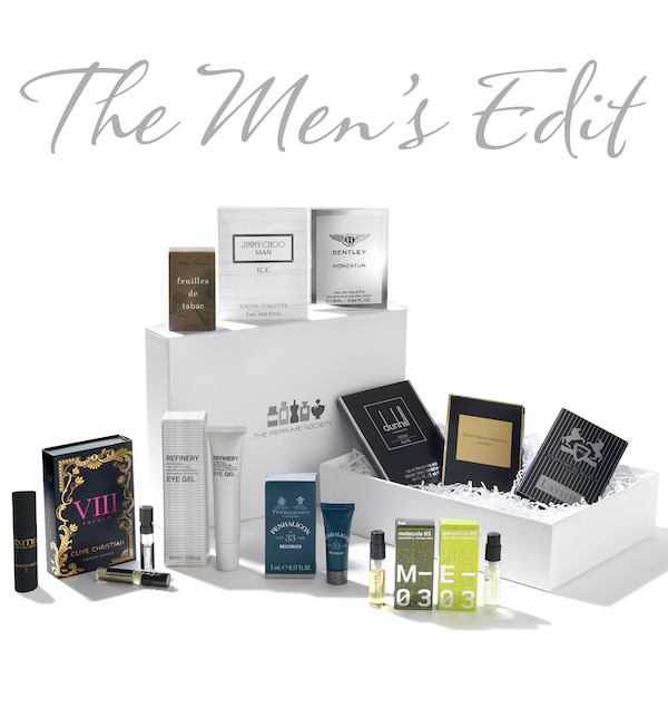 It's a hat-trick! Our THIRD Men's box is here in time for Father's Day
