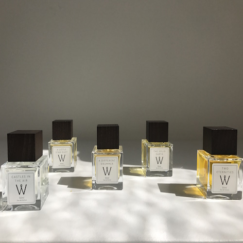 Literary meditations in fragrant form with Walden Natural Perfumes…