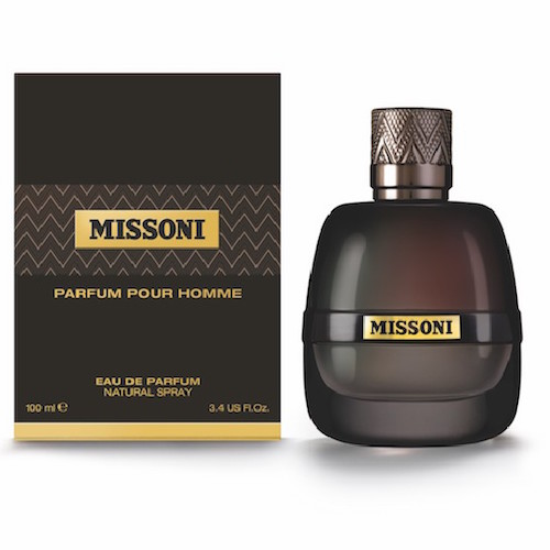 'Missoni Parfum pour Homme (you'll want to cuddle up…)'
