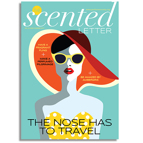 The Scented Letter 'The Nose Has to Travel' (Print Edition)