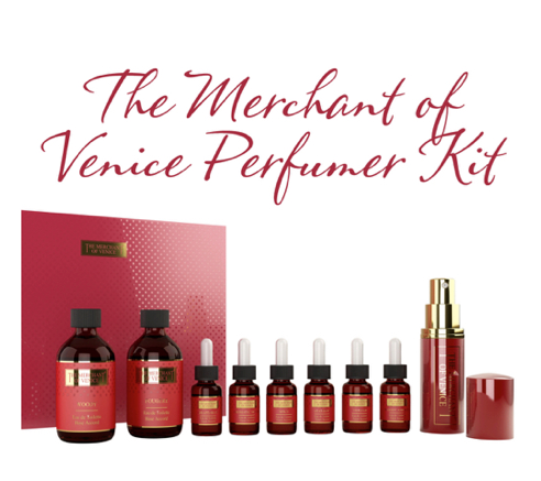 The Merchant of Venice Perfumer Kits