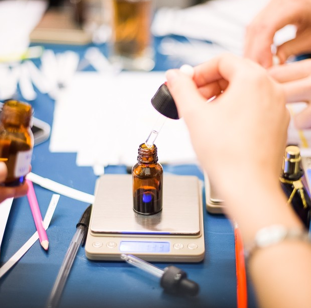 Crowdfund some fragrant fun with The Experimental Perfume Club