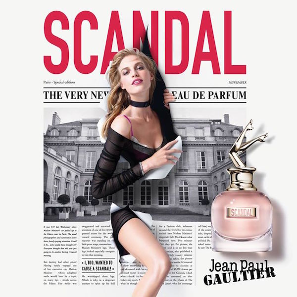 Are you ready for Jean Paul Gaultier's Scandal…?