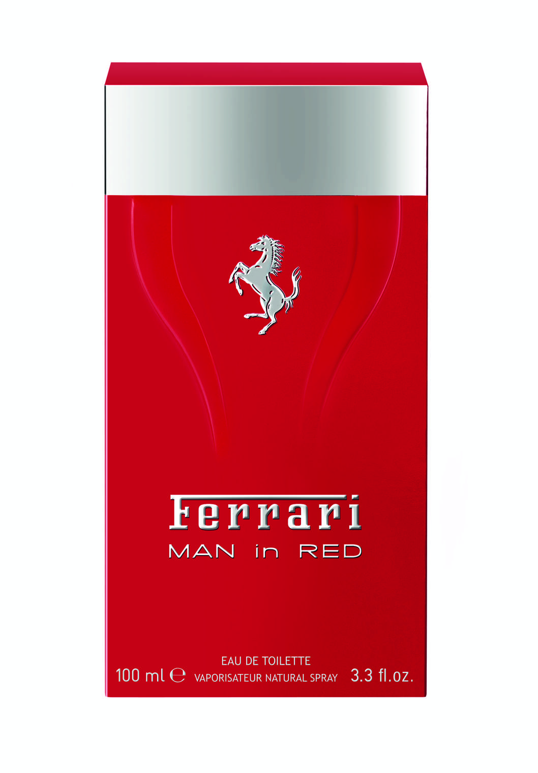 FOR HIM: Ferrari Man in Red